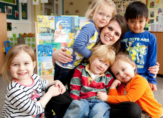 Day Nursery Southport, Nursery Care Ormskirk, Lancashire, Scarisbrick Hall